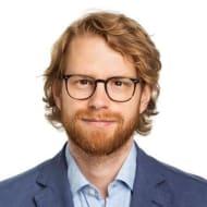 Bild på Gustaf Damberg, fastighetsutvecklare NCC Property Development
