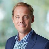 Joachim Holmberg, Head of NCC Property Development.