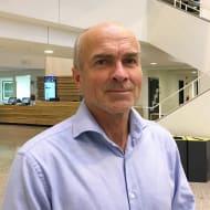Øystein Nordtorp, Salg- og markedssjef, Steinmaterialer, NCC Industry