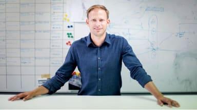 Bild på Rickard Andersson, projektchef