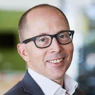Ulf Thorné, Communication Manager NCC Building.