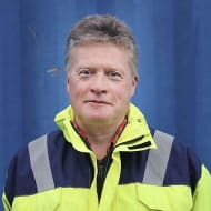 Bild på Thomas Krekula, Projektchef NCC Infrastructure.