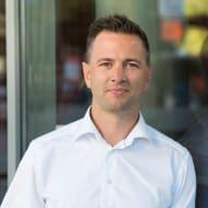 Bild på Adam Lindberg, försäljningschef Stenmaterial Sverige, NCC Industry