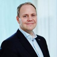 Bild på Magnus Knöös, affärs/produktionschef, Sydväst, NCC Building Sweden.