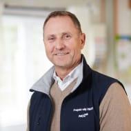 Bild på Christer Stenson, Produktionschef, Civil Engineering South, NCC Infrastructure