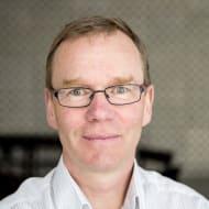 Bild på Mats Hylén, produktionschef NCC Infrastructure.