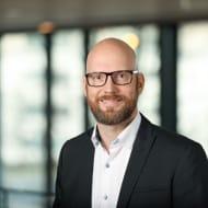 Bild på Jörgen Mann, ledande teknisk specialist, BU operational excellence, NCC Infrastructure