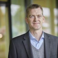 Michael Hansen, Sektordirektør Råstoffer, NCC Industry.