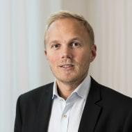 Marcus Sandahl, Sales Manager NCC Property Development.