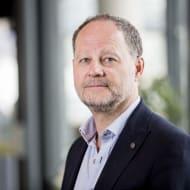 Hans Säll, Business Development NCC Infrastructure.