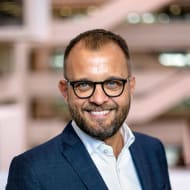 Picture of Eirik Yttervik, Head of Sales, NCC Property Development