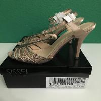 Zapato de tacón, talla 38, poco uso, marca SISSEI de Zona Zero.