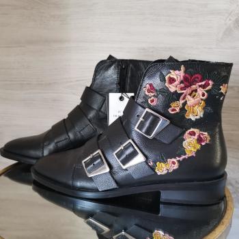 Canarias Compra Zara Mujer Botines Online Calzado n4ZZqxBHX0