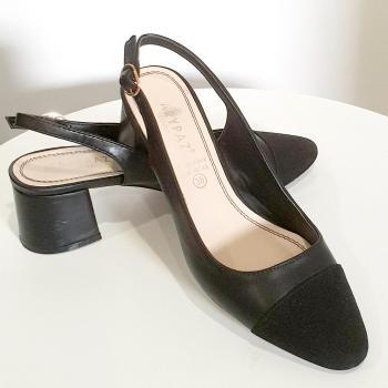 Zapato tacón medio, 38