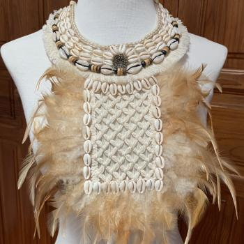 Collar Tribal boho chic
