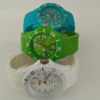 Trío de relojes