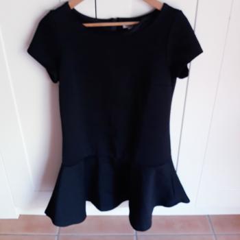 Vestido neopreno negro