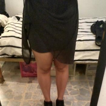 Falda eleganta
