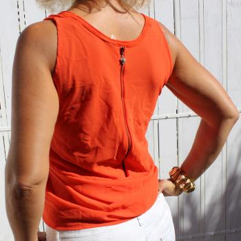 blusa veraniega