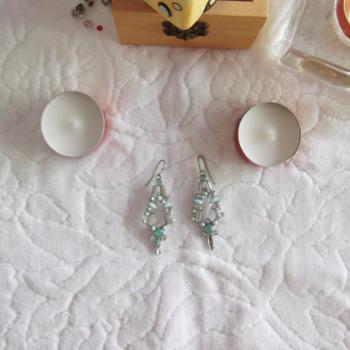 Set Pendientes Zara