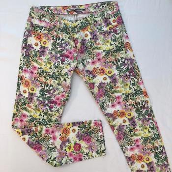 Pantalon de flores