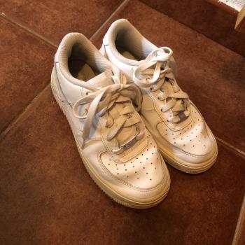 Zapatos de rayas