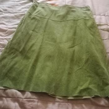 Falda antelina