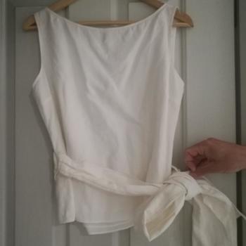 Conjunto camisa y falda larga