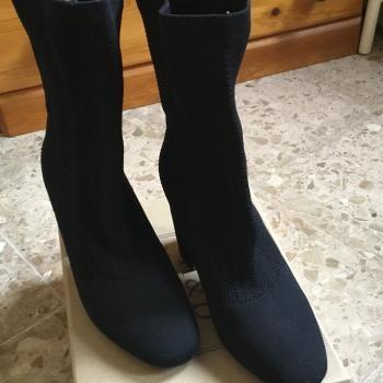 Botas calcetines o botas ajustadas