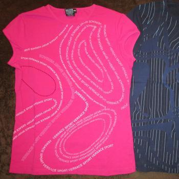 camisas Versace Sport talla xl varios colores