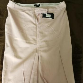 falda rosa ARMANI JEANS talla 48