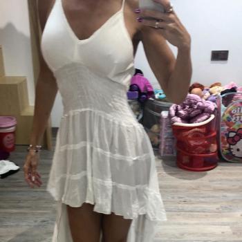 Vestido Verano con Caida