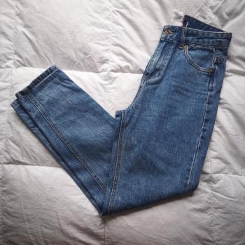 Jeans demin boyfriend