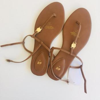 Sandalias H&M nuevos