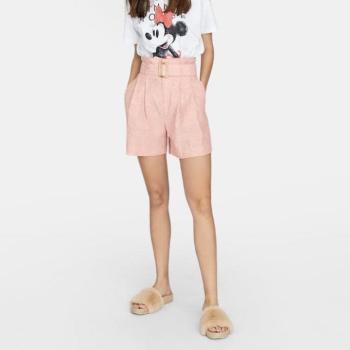 Pantalon corto de lino