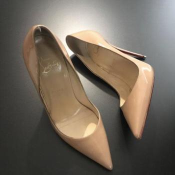 Zapatos Christian Louboutin. Originales.