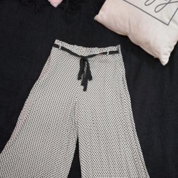 Pantalón culotte de Zara