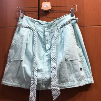 Minifalda veraniega