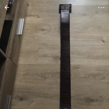 Cinturón ancho