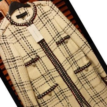 Abrigo Tweed