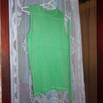 Jersey verde de verano, modelo exclusivo