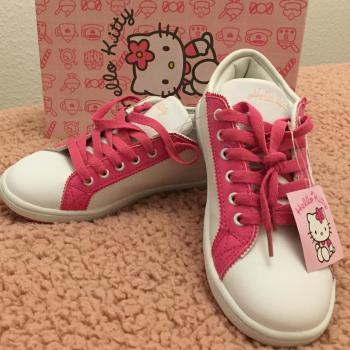 Deportivas Hello Kitty