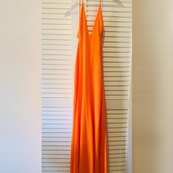 Mono Largo Naranja Asos