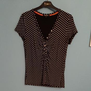 Camisa lunares Morgan