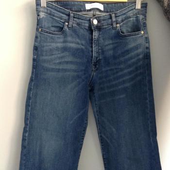 Pantalones Culotte Mango