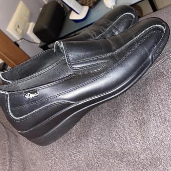 Zapatos de hostelería