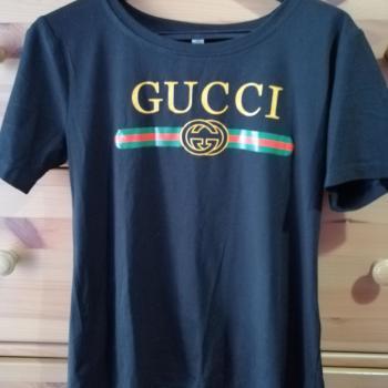 Camiseta Imitación Gucci