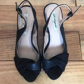 Zapatos abiertos 36