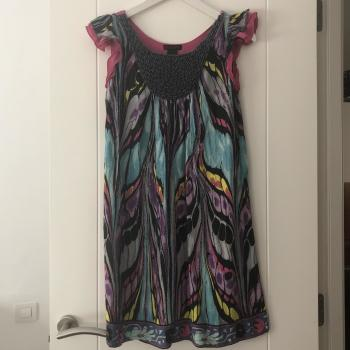Vestido Custo