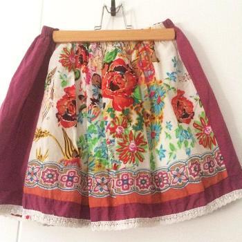 Falda de kling